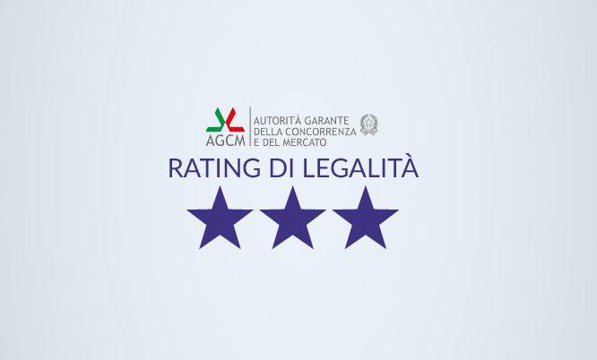 Safety21-Rating di legalità